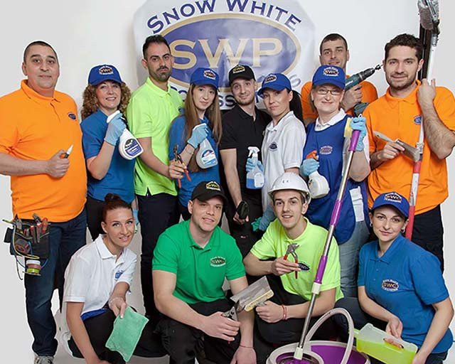 Snow White Professionals team