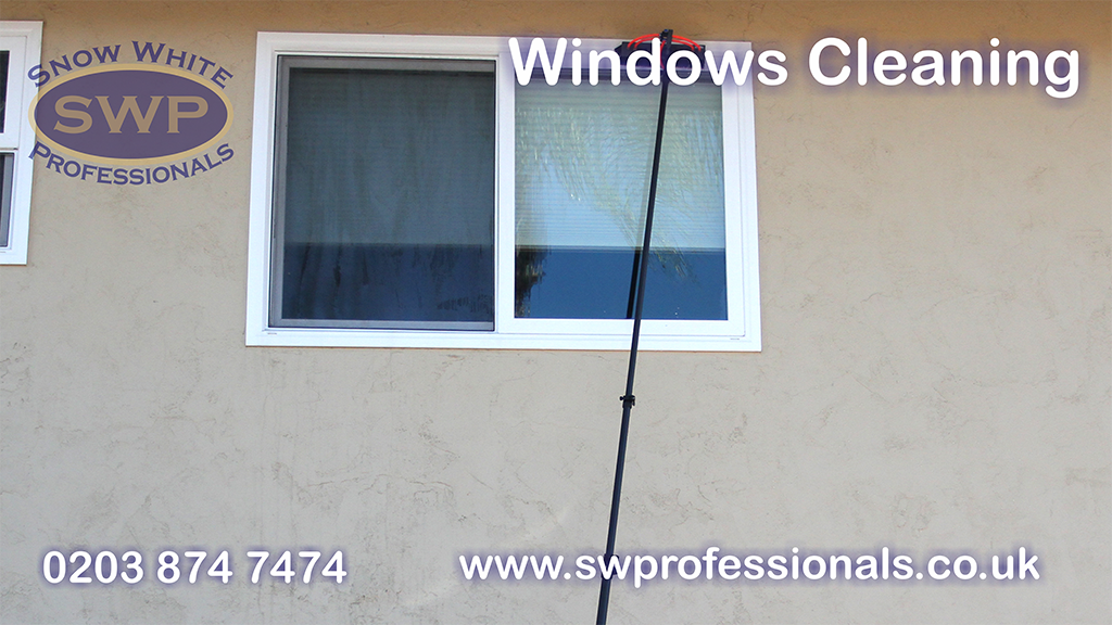 Poll system pure water windows cleaning